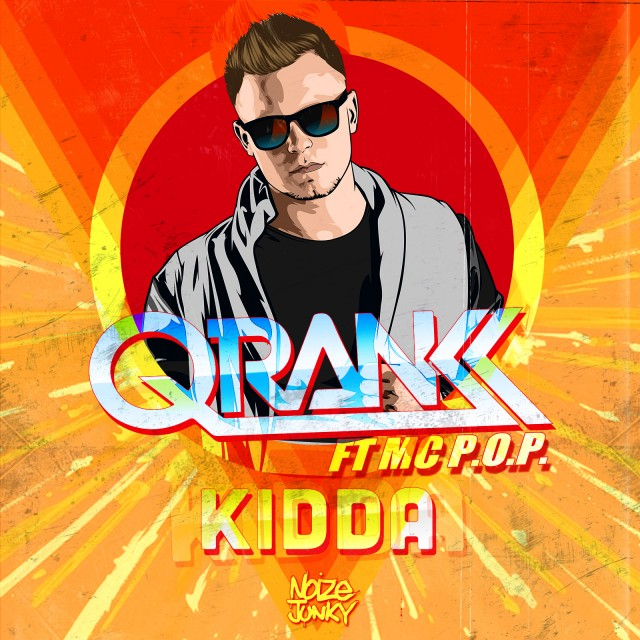 Qrank feat MC P.O.P. - Kidda