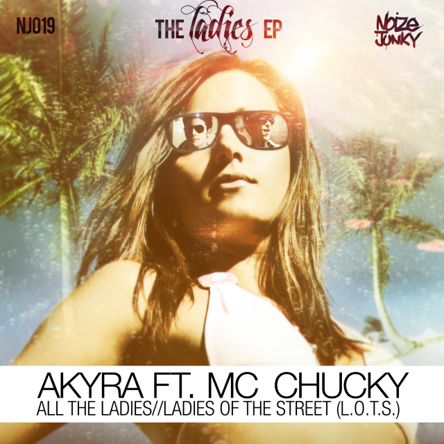 Akyra feat Mc Chucky - L.O.T.S. (ladies of the street)